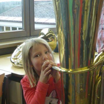 Besuch des Musikvereins Eisenbach