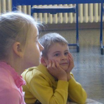 Vorlesen in der Lichtenbergschule