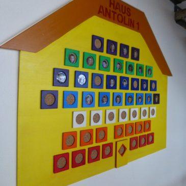 """Das """"Antolinhaus"""" ist fertiggestellt – Schüler ziehen ein."""