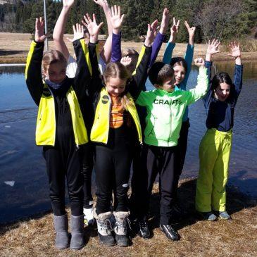 Jugend trainiert für Olympia – Langlauf