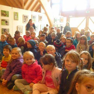 Der Förderkreis Kreatives Eisenbach lädt zur Kindervernissage ein