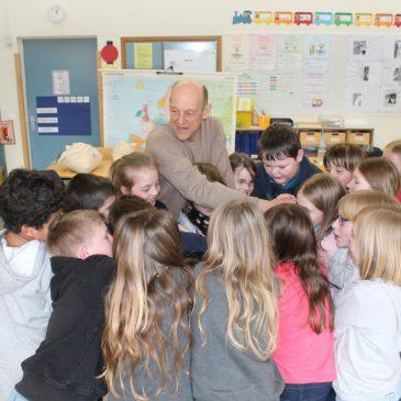 Erlebnispädagogisches Projekt der Klasse 4