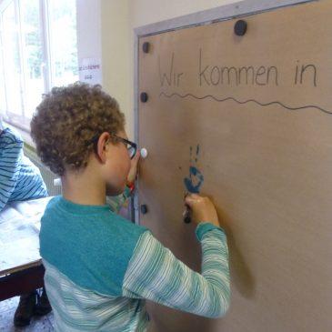 Schulrallye 12. Juli 2019-Regenbogenkinder an der Lichtenbergschule
